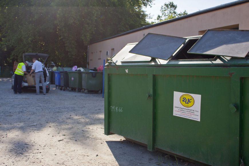 Karta Przekazania Odpadu