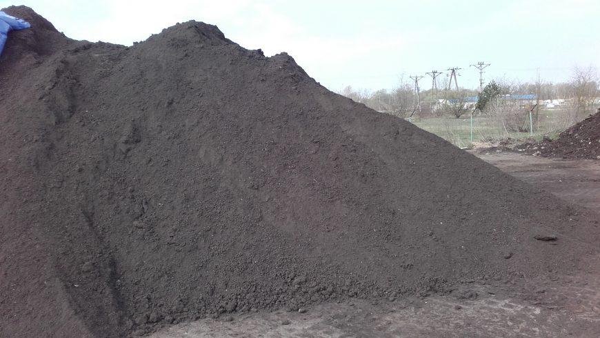 """Sprzedaż środka poprawiającego właściwości gleby – """"GLEKOMP"""""""