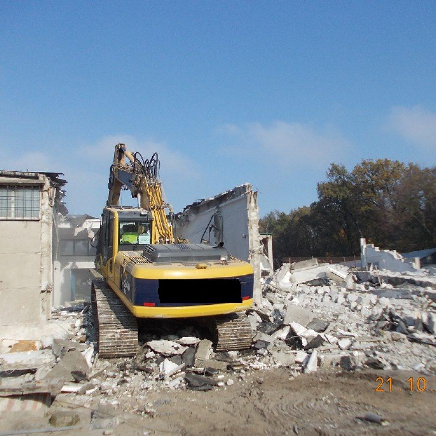 Ruszyła budowa Punktu Selektywnej Zbiórki Odpadów